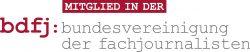 bdfj: bundesvereinigung der fachjournalisten