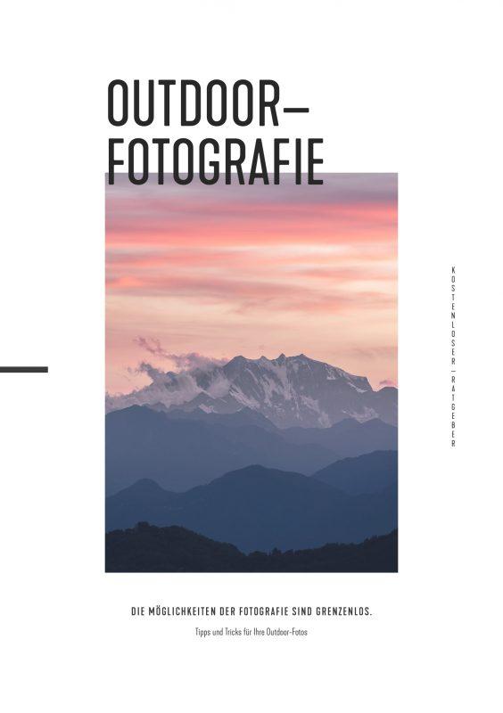 Ifolor: E-Book Outdoor-Fotografie
