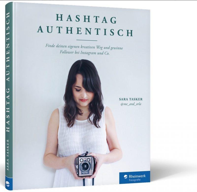 Hashtag Authentisch - Titel © Rheinwerk Verlag