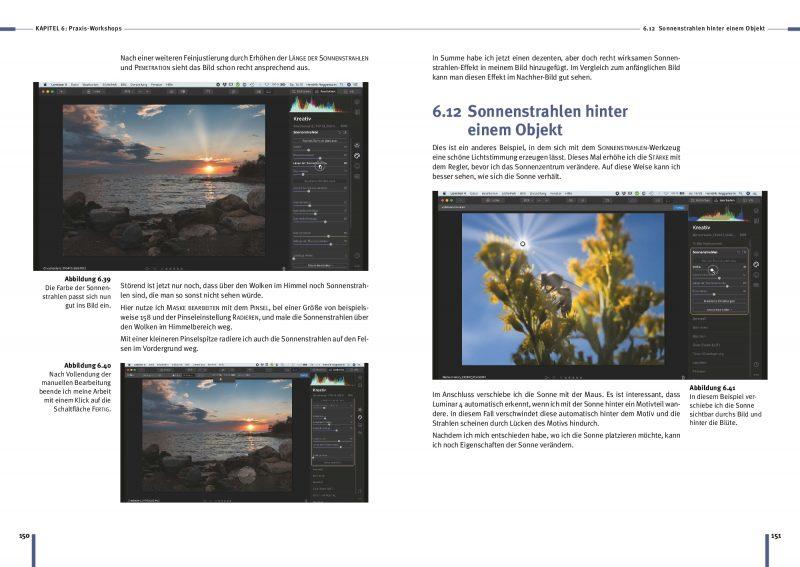 Luminar 4 Praxiseinstieg - Seiten 150-151