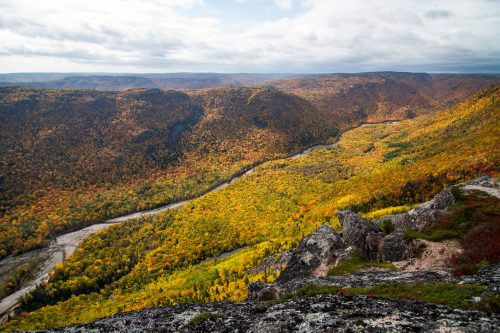 Franey Mountain View