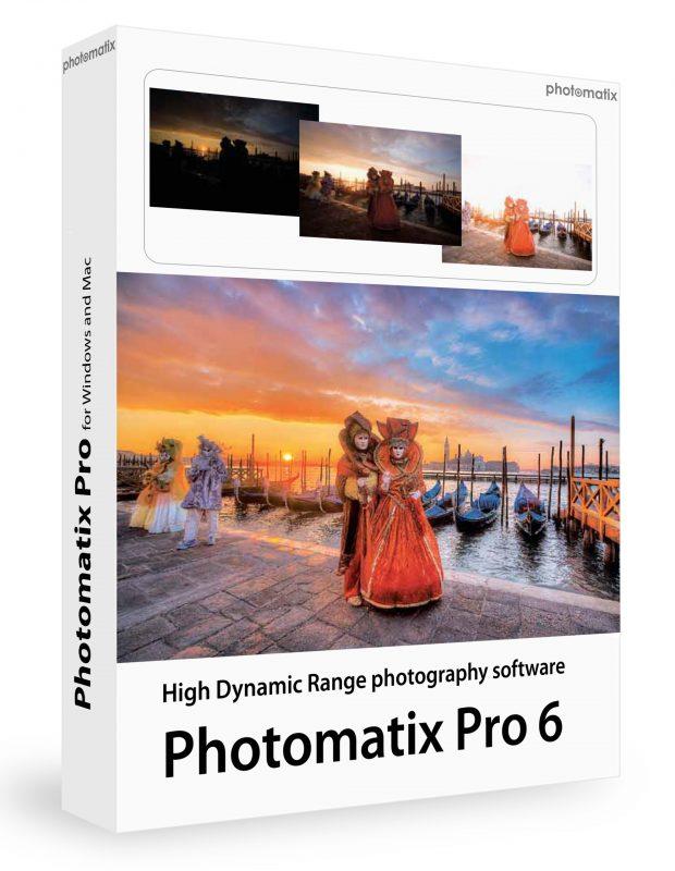 Photomatix Pro 6 Box
