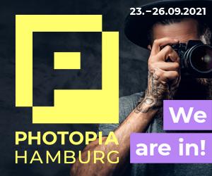 Canon zeigt interaktive Brand Experience auf der PHOTOPIA in Hamburg.