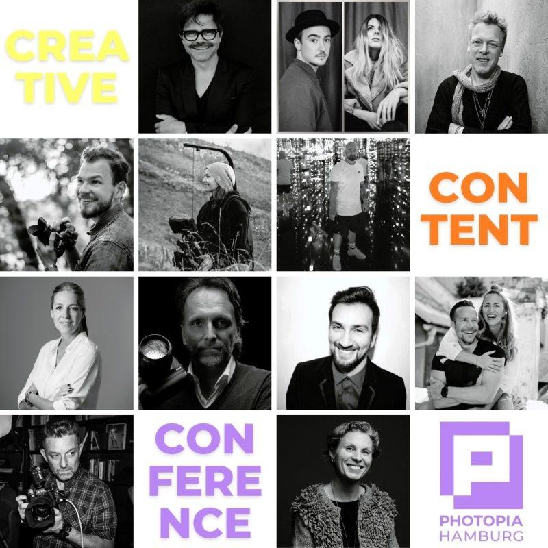 Creative Content Conference · © PHOTOPIA Hamburg