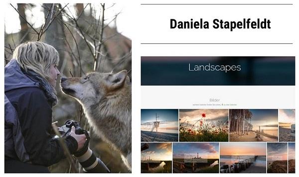 Teaserbild von Daniela Stapfeldt, zum Thema Landschaften, Link zum Shop bei Pictrs.