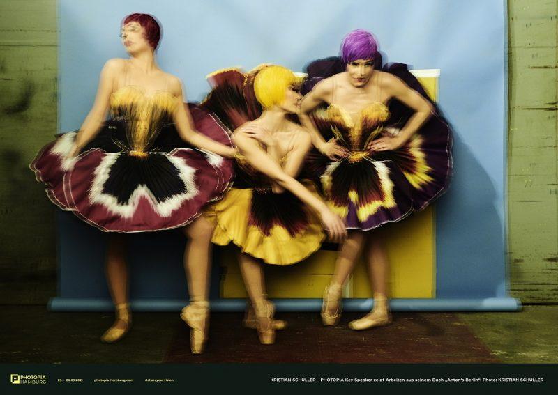 Die Macht der Bilder · PHOTOPIA Plakat © Kristian Schuller