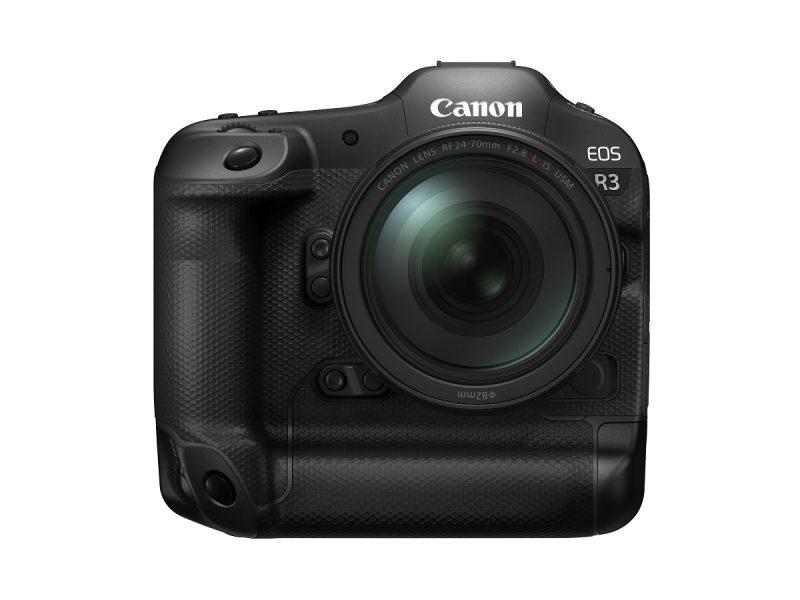 Premiere der Canon EOS R3 mit RF 24-70mm F2.8 L IS USM © Canon