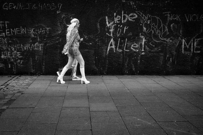 Streetfotografie GSPF-Ausstellung · Mein Kiez © Fotocredit Marco Larousse